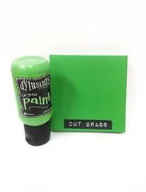 Cut Grass - Dylusions Paint Flip Cap Bottle