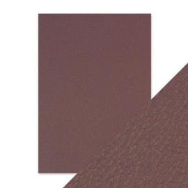 Embossed Papier - Soft Leather Jacket Handmade