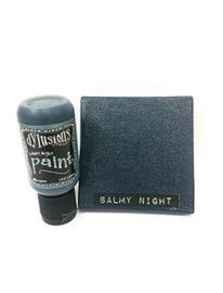 Balmy Night - Dylusions Paint Flip Cap Bottle