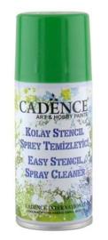 Easy Stencil Spray Cleaner