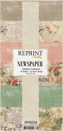 Newspaper Slimline Paper Pack