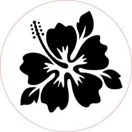 Tropical Flower - Foamstamp