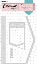 Jeans Planner Essentials nr 350 - Stans