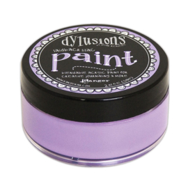 Laidback Lilac - Dylusions Paint