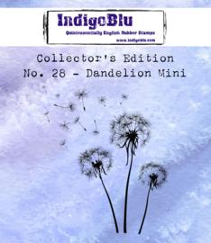 Dandelion mini Collectors Edition 28 - Clingstamp A7