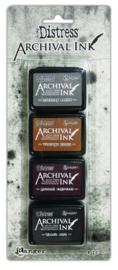 Distress Archival Mini Ink Kit 3