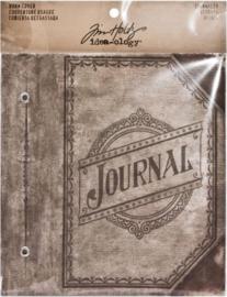 Worn Book Cover - Journaler