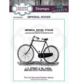 Imperial Rover - Clingstamp