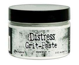 Distress Grit Paste Opaque