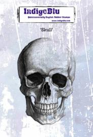 Skull - Clingstamp A6