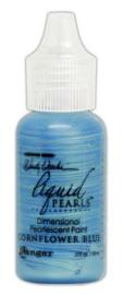 Liquid Pearls - Cornflower Blue