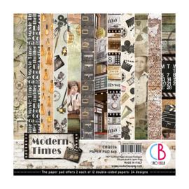 "Modern Times - 6x6"""