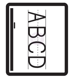 ABC School - Clearstamp