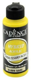 Geel - Hybride Acrylverf