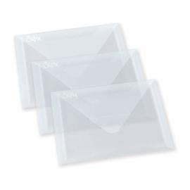 Plastic Envelopes - 3 pcs