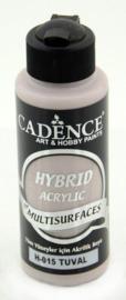 Natural Canvas - Hybride Acrylverf