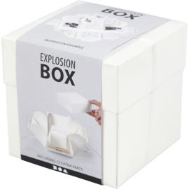 Explosion Box - White