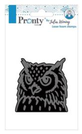 Owl - Foamstamp