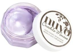 Misty Mauve - Crackle Mousse