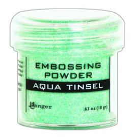 Aqua Tinsel