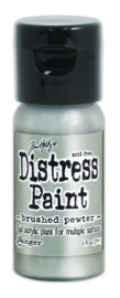 Distress Paint - Brushed Pewter