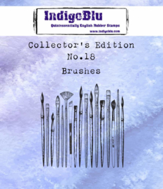 Brushes Collectors Edition 18 - Clingstamp A7