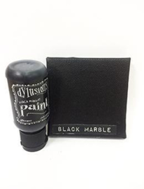 Black Marble - Dylusions Paint Flip Cap Bottle