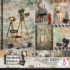 "Modern Times - 12x12"""
