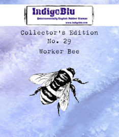 Worker Bee Collectors Edition 29 - Clingstamp A7