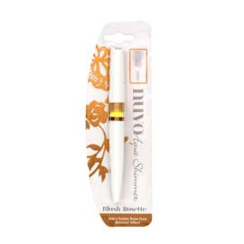 Blush Rosette - Nuvo Aqua Shimmer Pen