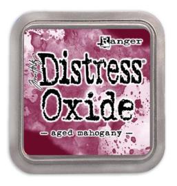 Aged Mahogany - Distress Oxide Pad