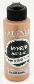 Brons - hybride metallic verf