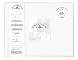 Design Storybook Album - Lily White
