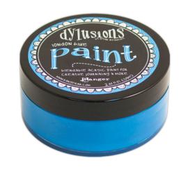 London Blue - Dylusions Paint