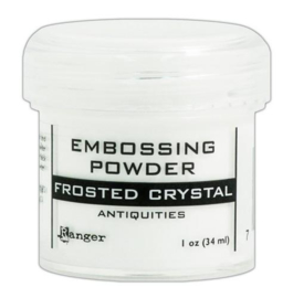 Frosted Crystal