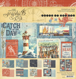 """Catch of the Day - collection pack - 12x12"""""""