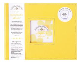 Design Storybook Album - Bumblebee