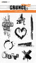 Grunge Collection nr.363 - Clearstamp