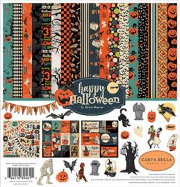 """Happy Halloween - 12x12"""""""