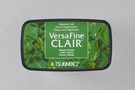 Vivid Green Oasis - Inktkussen
