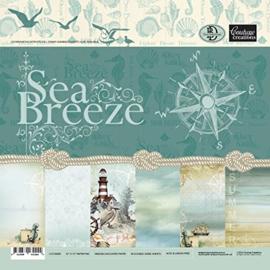 """Sea Breeze - 12x12"""""""