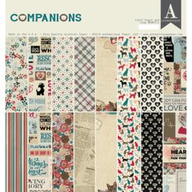 "Companions - 12x12"""