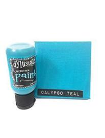 Calypso Teal - Dylusions Paint Flip Cap Bottle