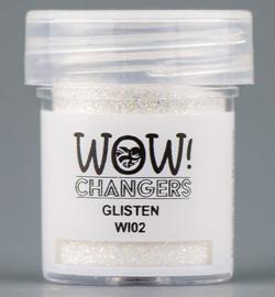 Wow! Changers, glisten