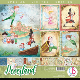 """Neverland, Special Limited Edition - 12x12"""""""