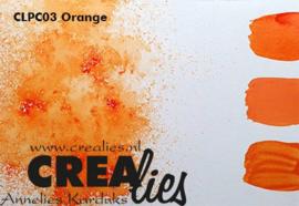 Pigment Colorzz Oranje