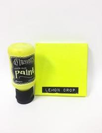 Lemon Drop - Dylusions Paint Flip Cap Bottle
