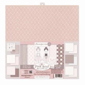 """Pink Soul - 12x12"""""""