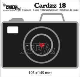 Cardzz no 18 Camera - Stans