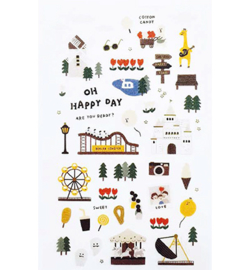Happy Day! - Mini Stickers